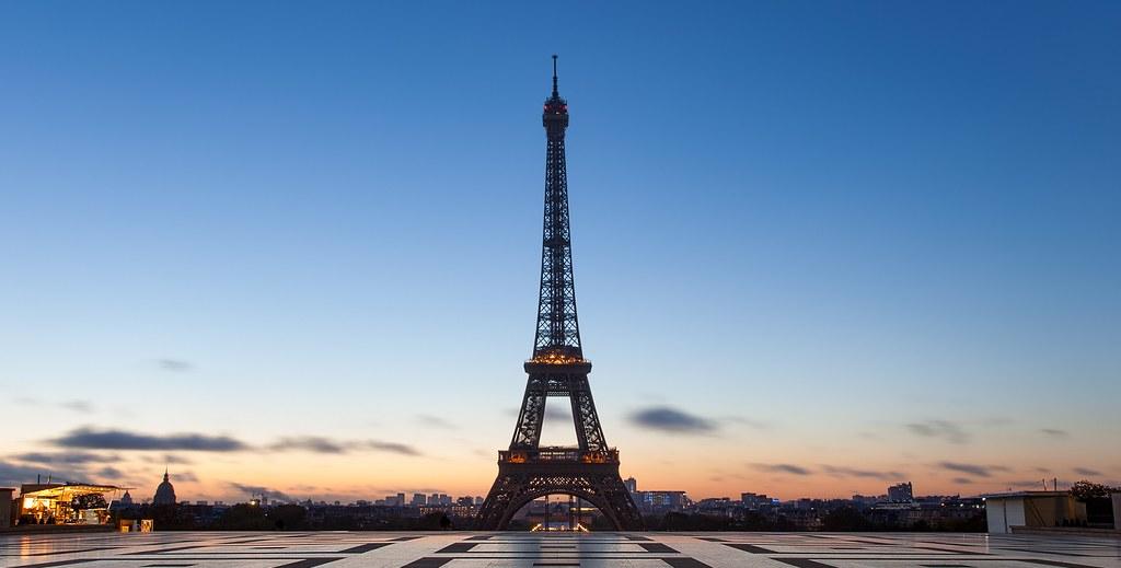 La Creşă în Paris